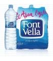 AGUA FONT VELLA 1,5 L.PACK 6 (precio pack)